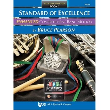 Standard of Excellence Enhanced Baritone BC Book 2
