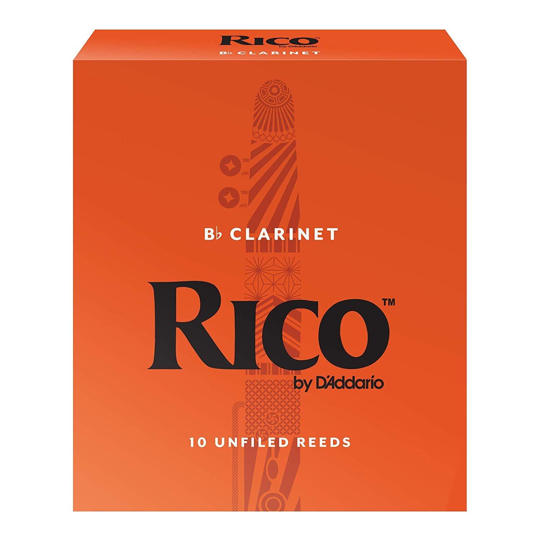 Rico Bb Clarinet Reeds 3.0 (10 Pack)
