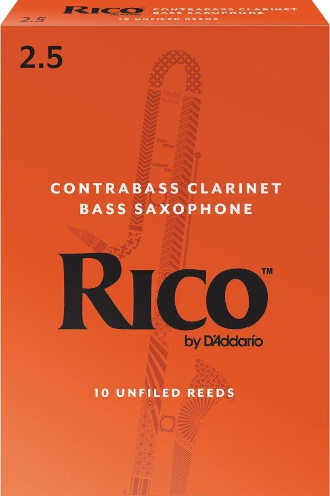 Rico Contra Clarinet Reeds 2.5 (10 Pack)