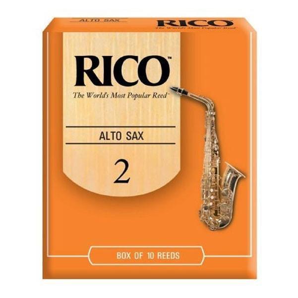 Rico Alto Sax Reeds 2.0 (10 Pack)
