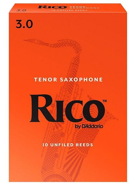 Rico Tenor Sax Reeds 3.0 (10 Pack)