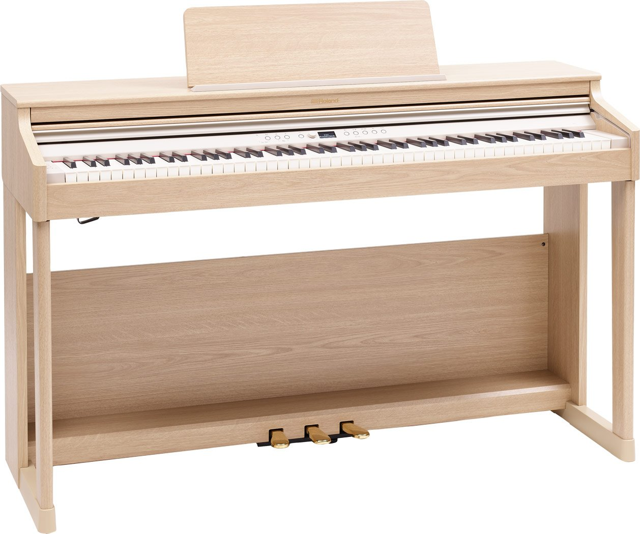 Roland RP701-LA Light Oak Digital Piano with Bench