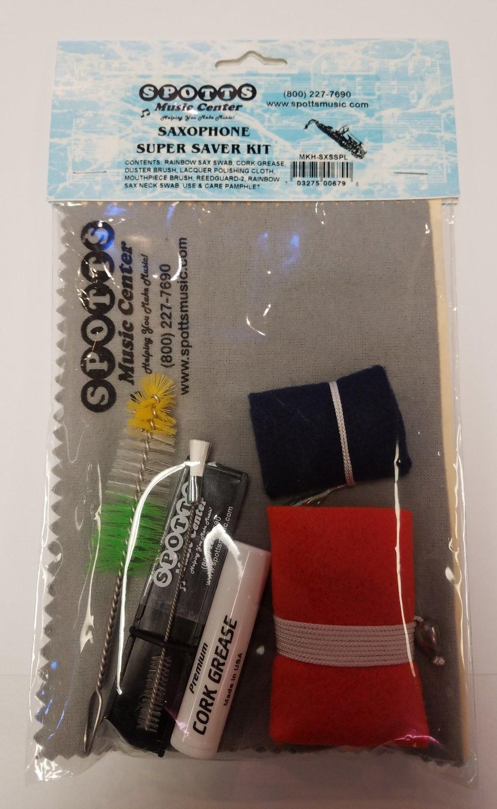 Saxophone Care Kit