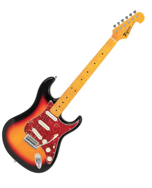 Tagima TG-530 Woodstock Series Electric Guitar Sunburst