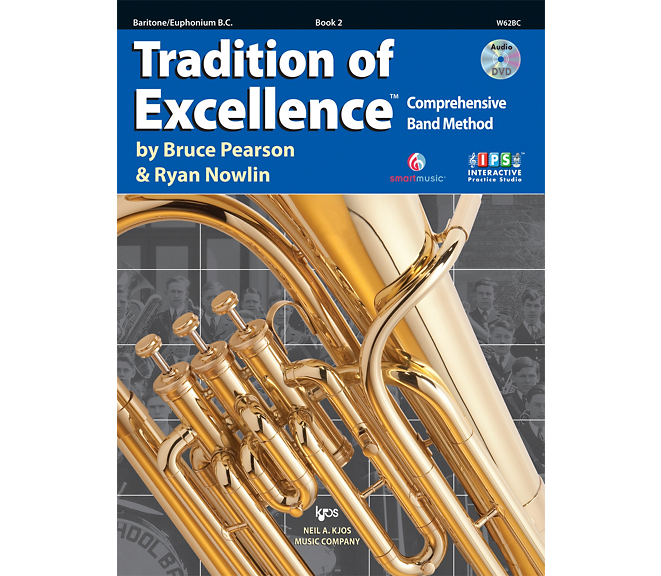 Tradition of Excellence Baritone Book 2