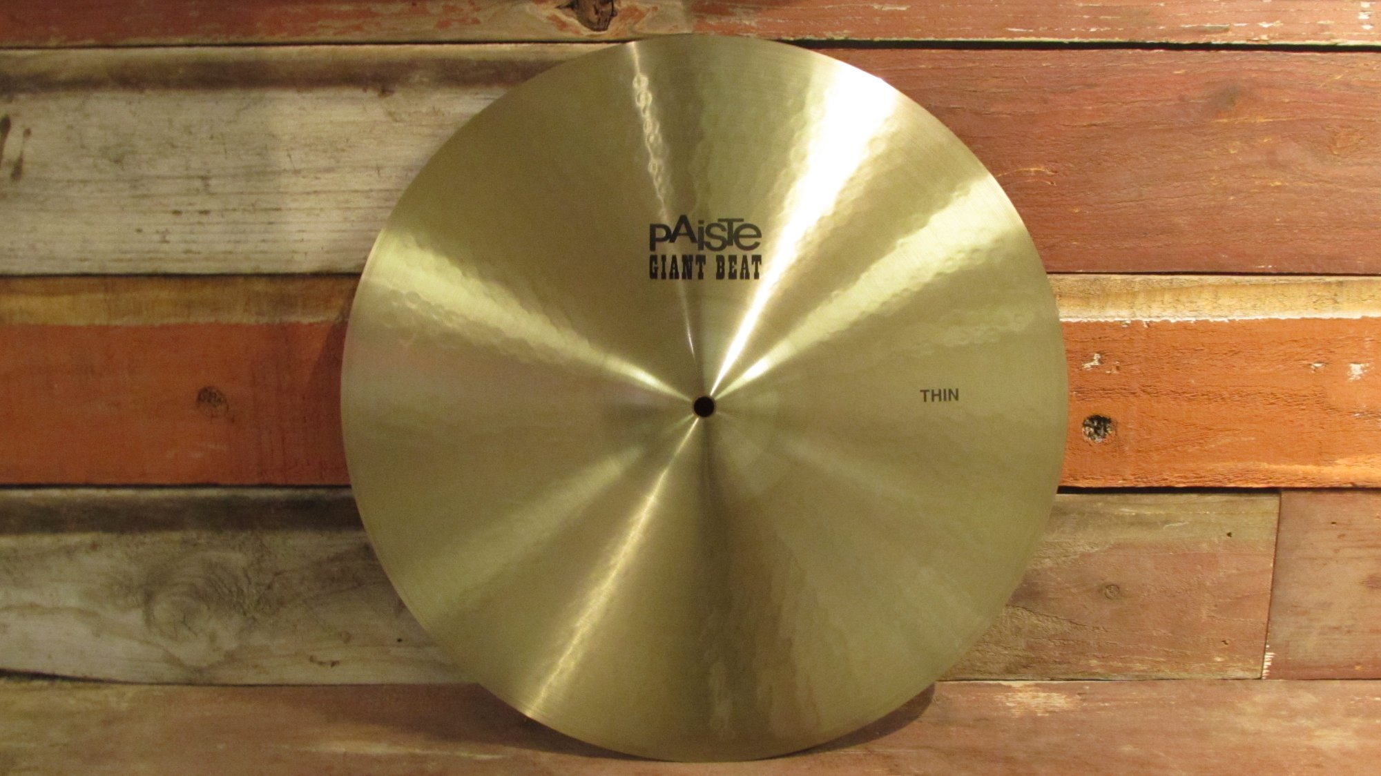 Paiste Giant Beat 22 Ride