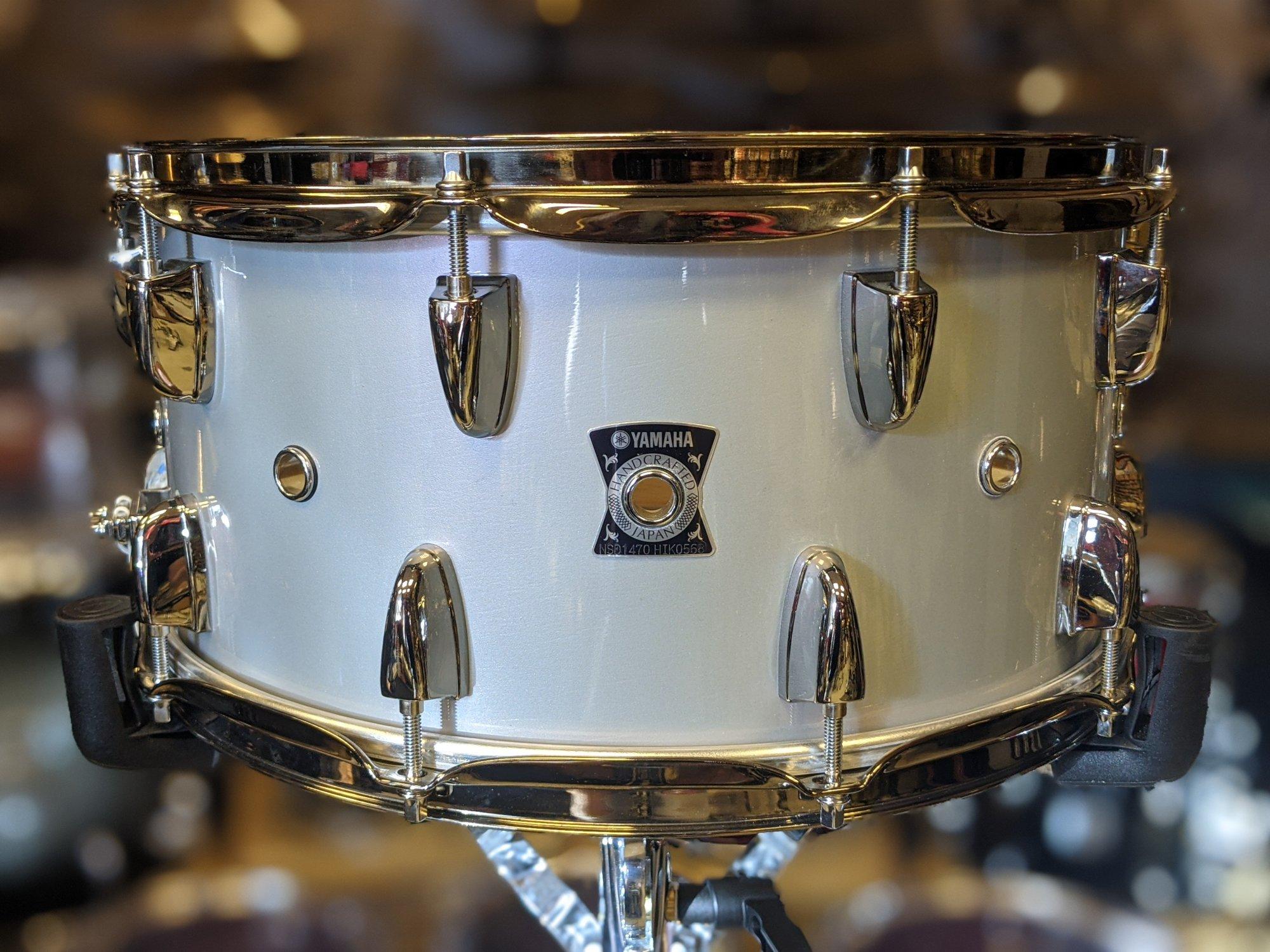 Yamaha Loud Series Oak Snare Drum 7 x 14