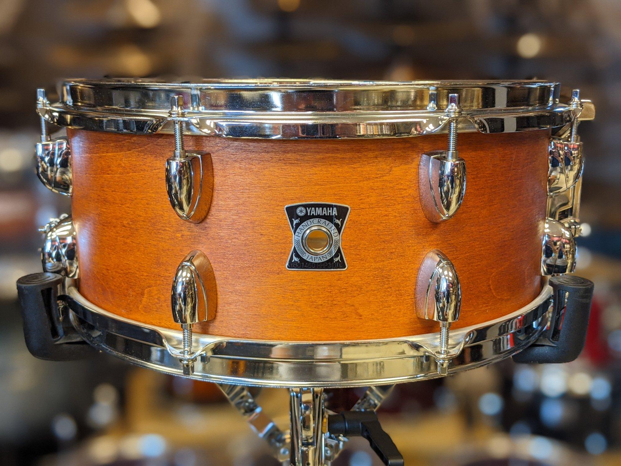 Yamaha Vintage Series Maple Snare Drum 6 x 14