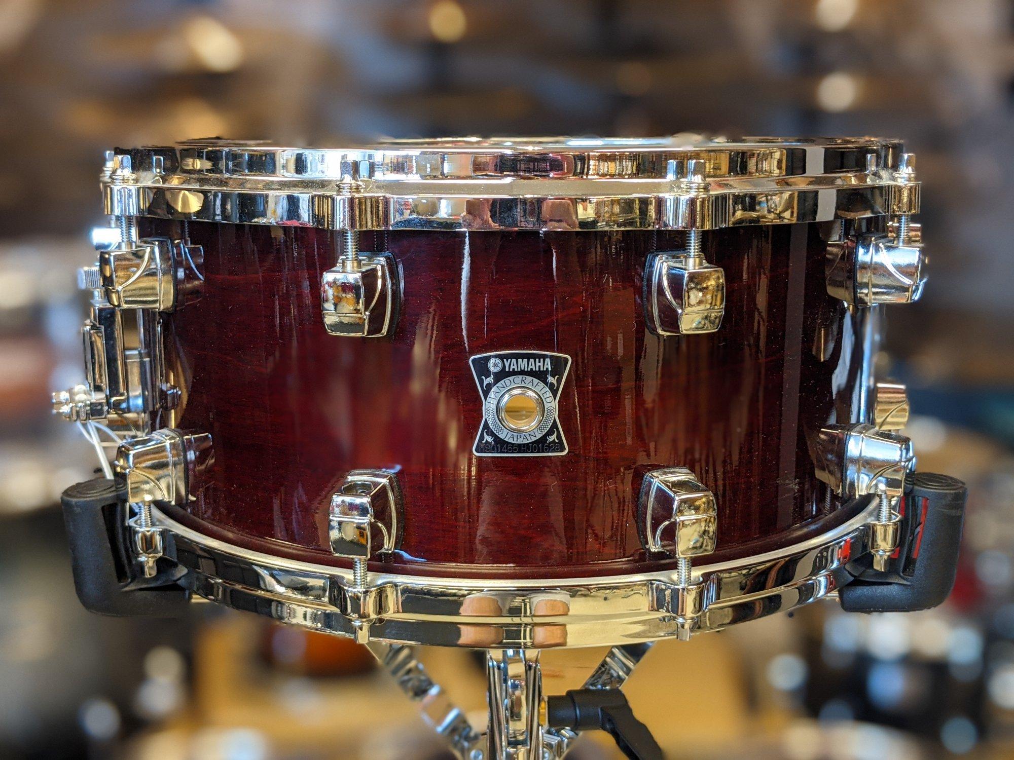 Yamaha Sensitive Series Maple Snare Drum 6.5 x 14