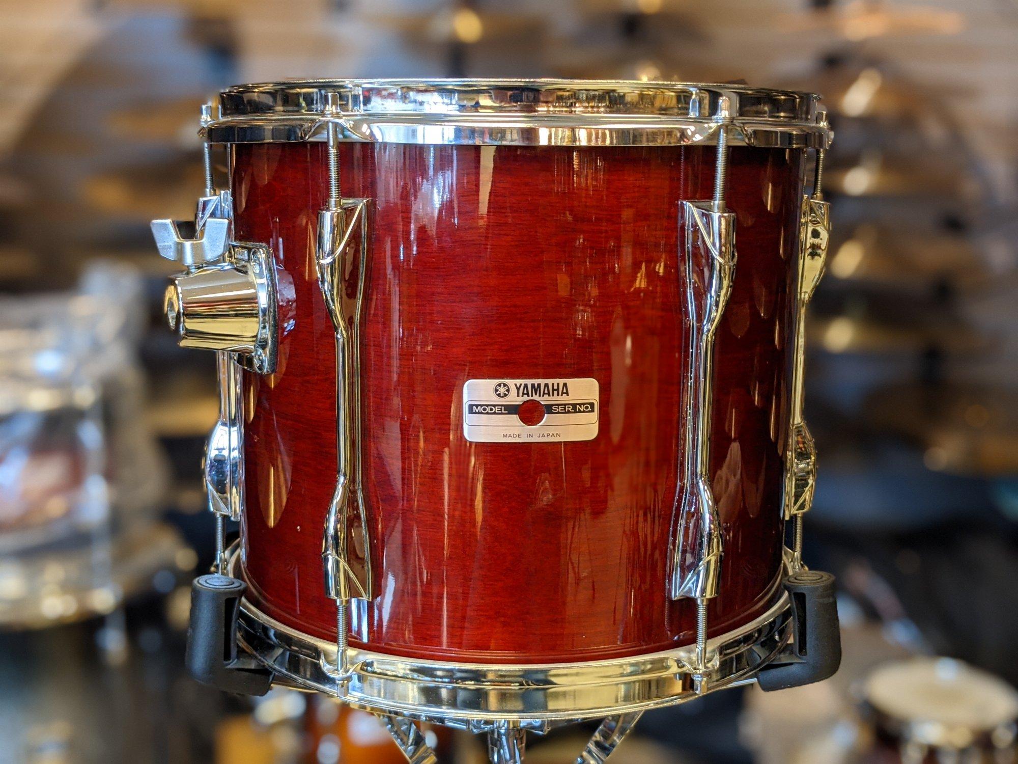 Yamaha Recording Custom Tom Cherry Wood 11 x 13