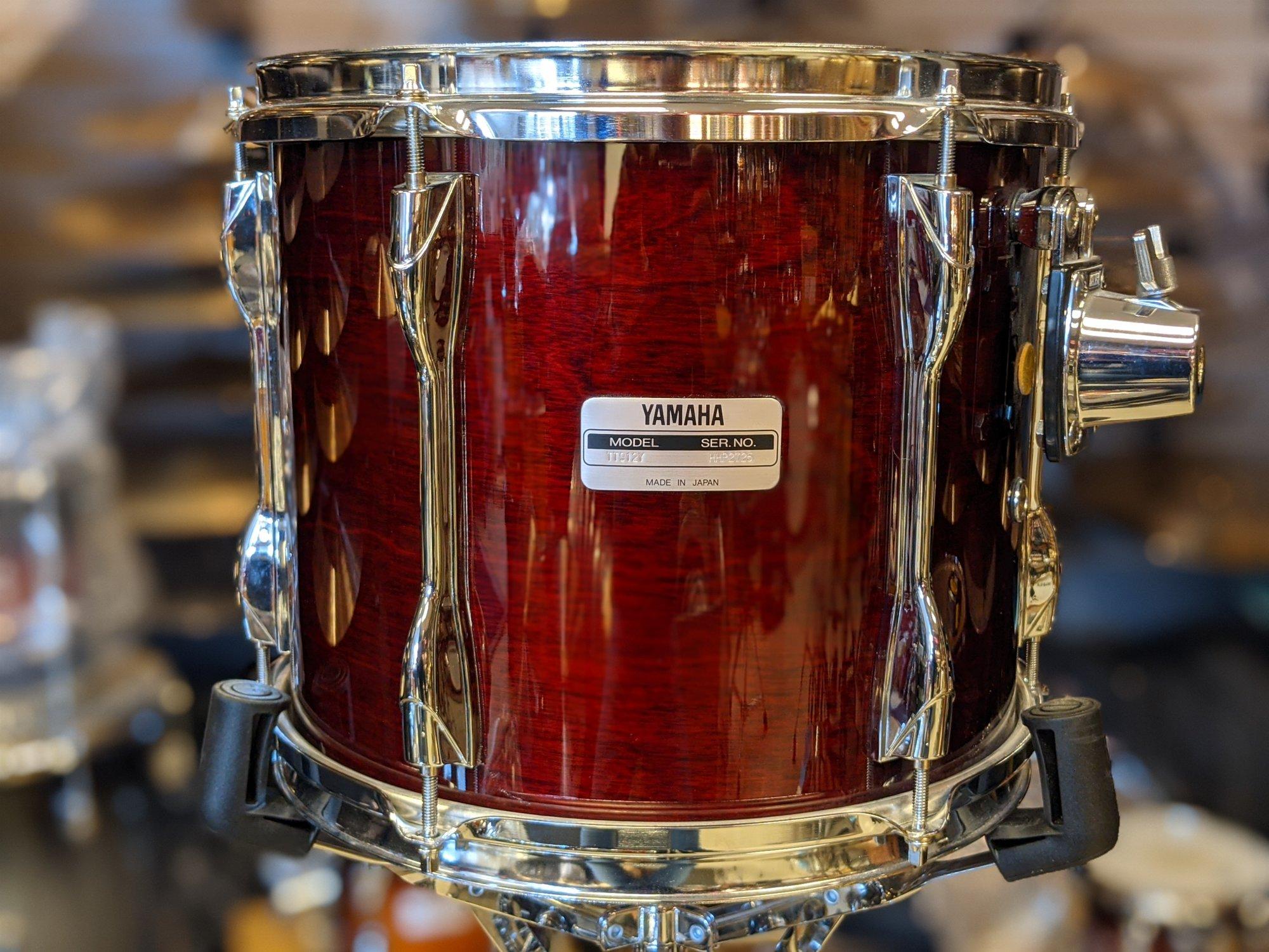 Yamaha Recording Custom Tom Cherry Wood 10 X 12