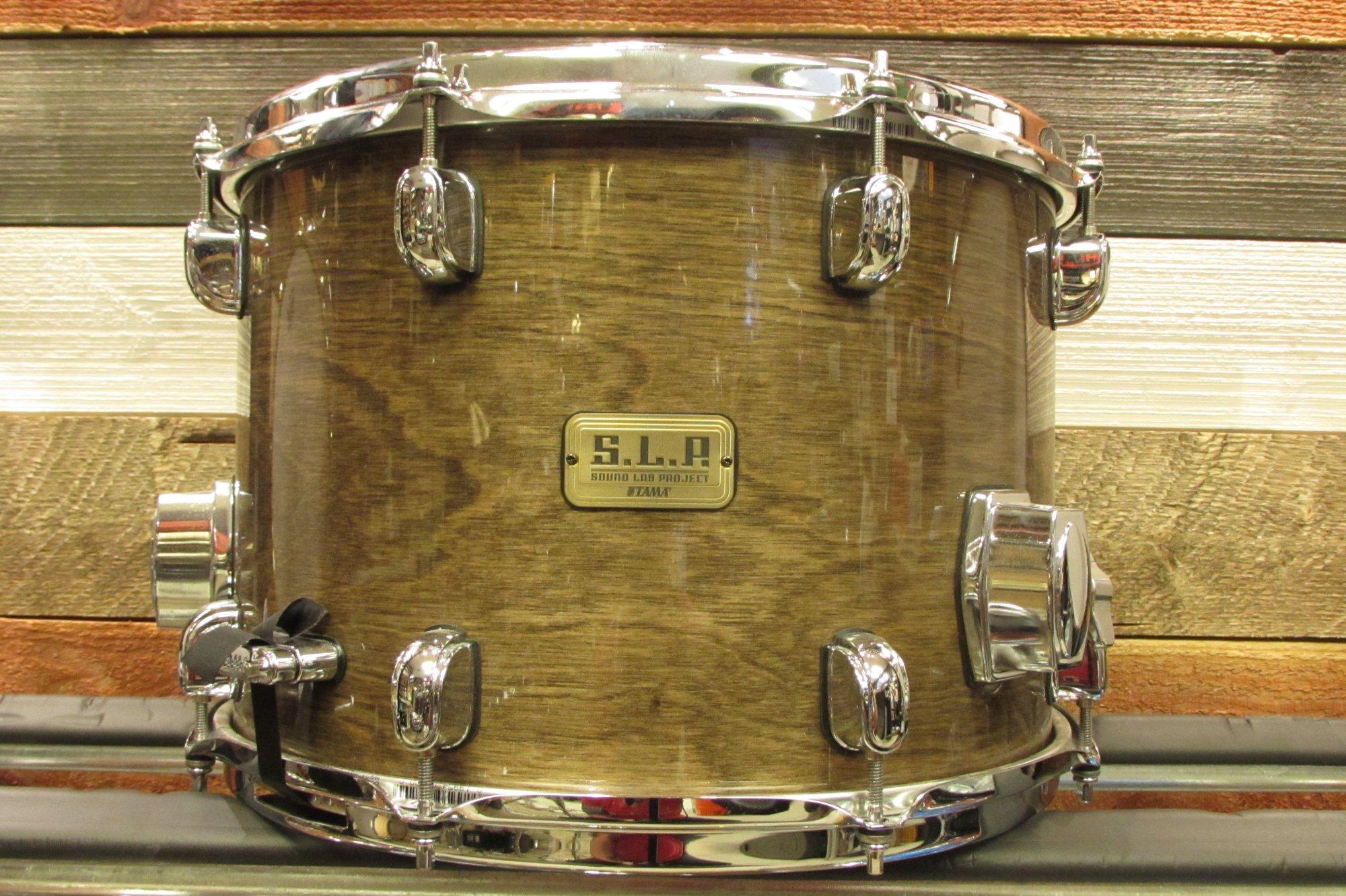 Tama SLP Duo Birch Snare Drum/Floor Tom 14 x 10