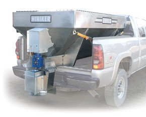 SS975 Hiniker Stainless Truck Bed Spreader 4.0 Cubic Yard Capacity