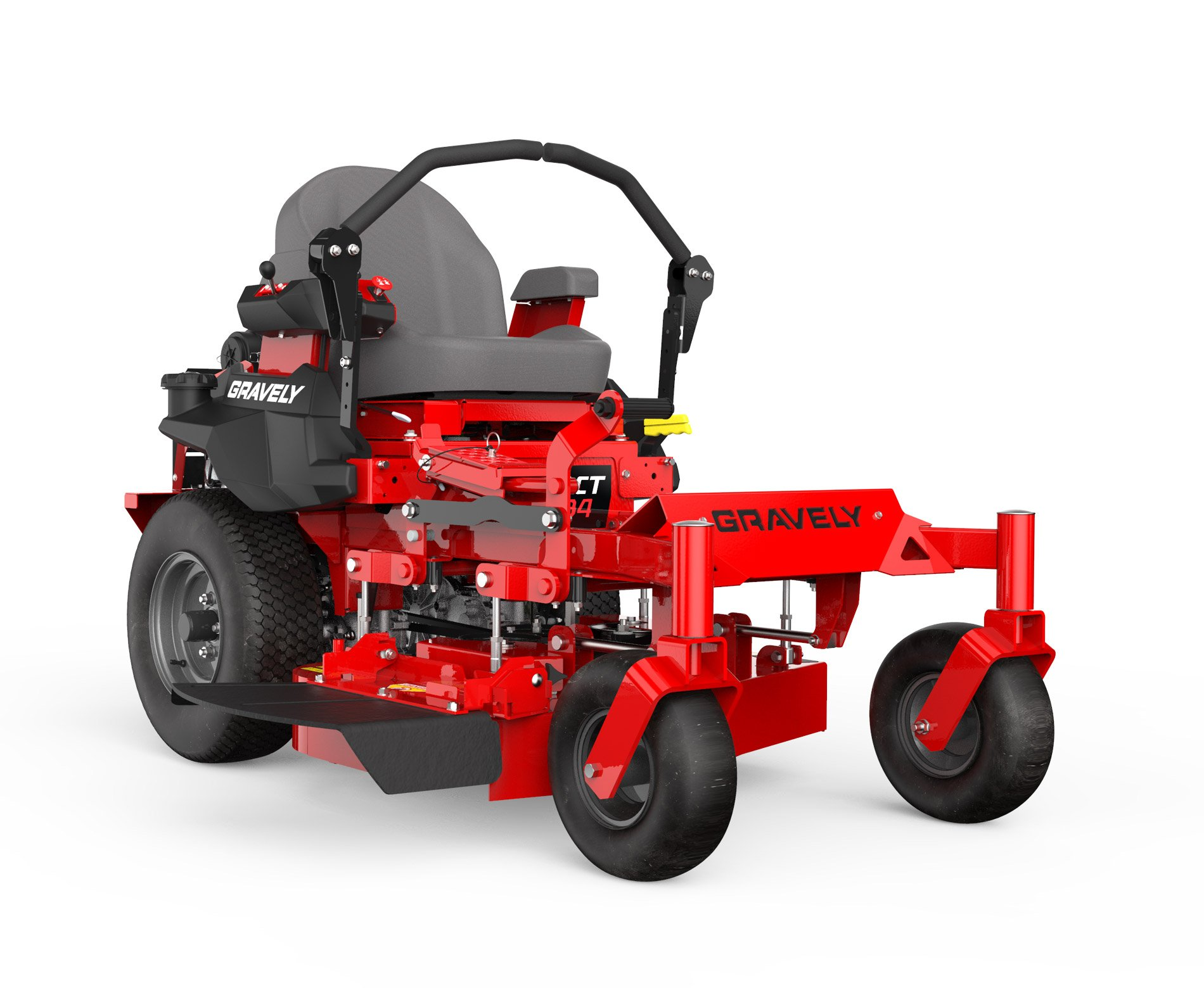 991088 Gravely Compact Pro 34 16HP Kawasaki FX481V Fab Deck 10cc pumps