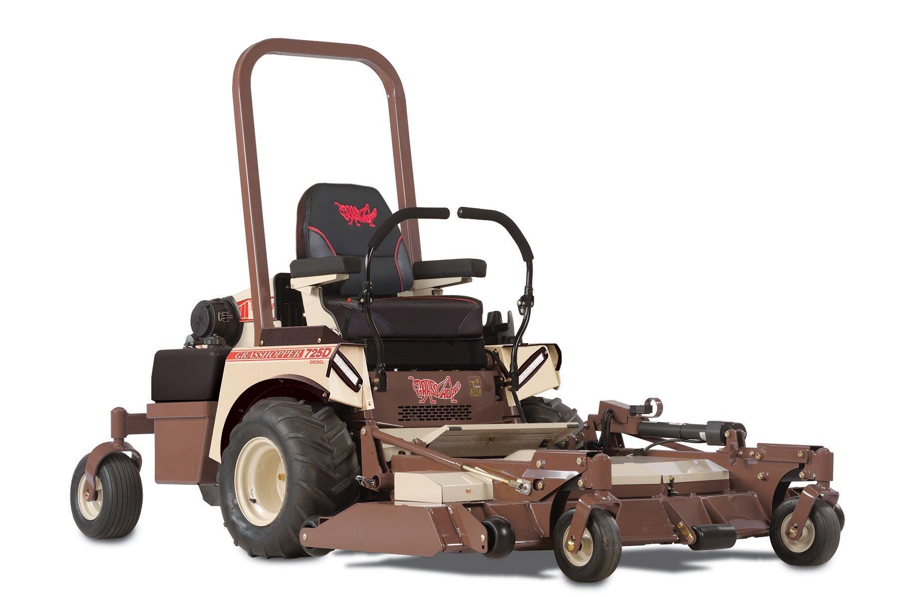 532127 Grasshopper 725DT6 Diesel Front Mount Mower - 61