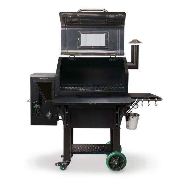 GMG DANIEL BOONE PRIME WIFI STAINLESS STEEL GRILL 155LBS