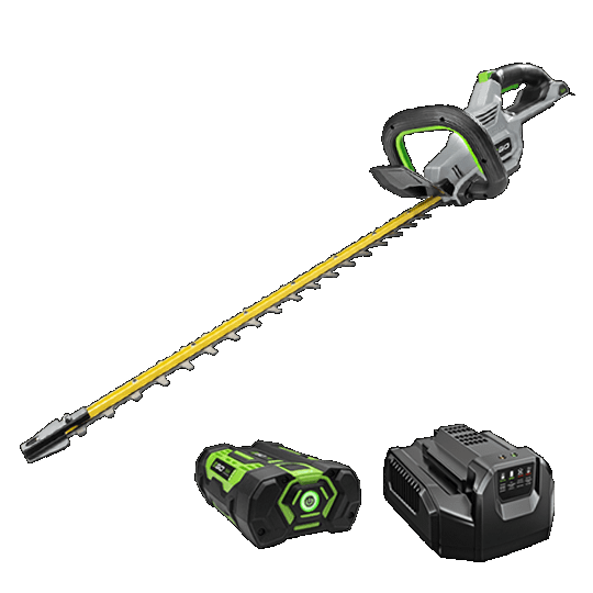 HT2411 EGO HEDGE TRIMMER KIT INCLUDES 210W CHARGER AND 2.5AH BATTERY