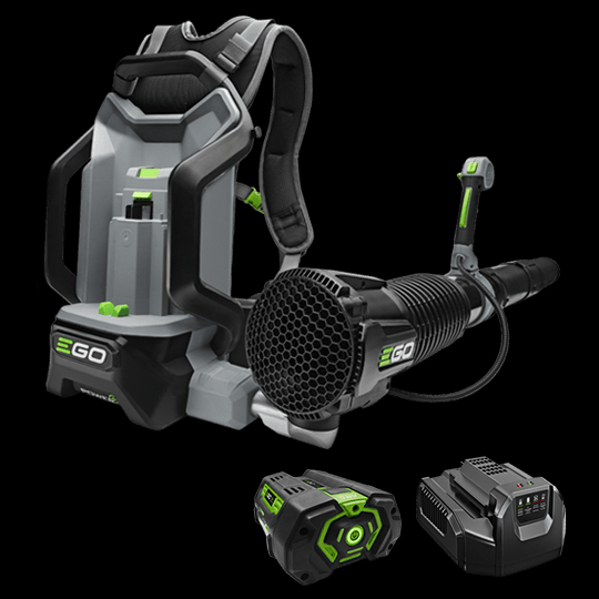 LB6002 EGO BACKPACK BLOWER W/5AH BATTERY & CHARGER