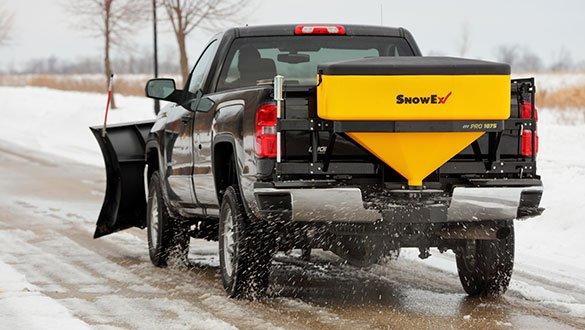 SP1075X SNOWEX 10.75CF - REQUIRES RHT375 MOUNT AT ADDL. COST