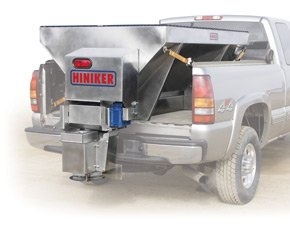 SS955 Hiniker Stainless Truck Bed Spreader 2.75 Cubic Yard