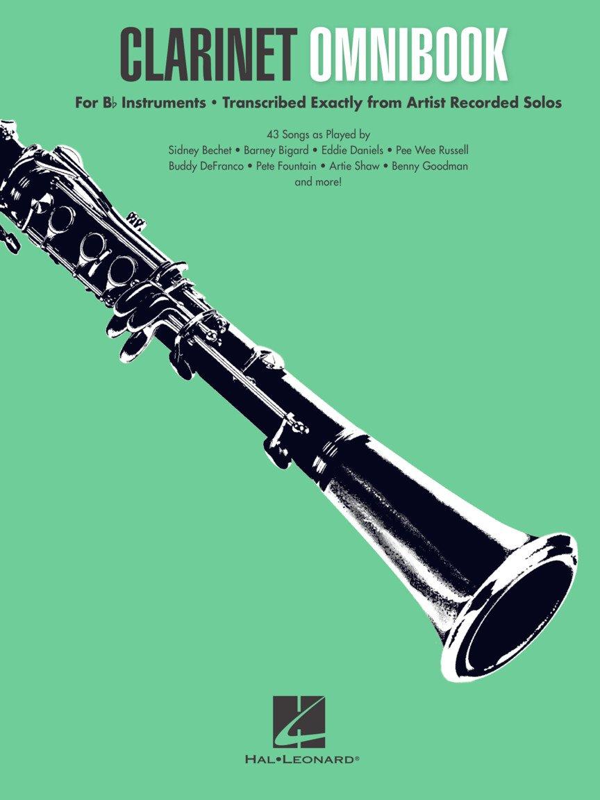 Clarinet Omnibook