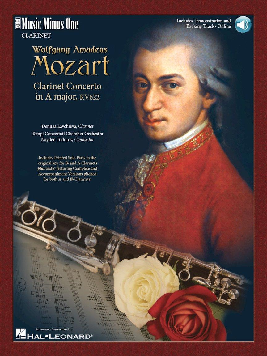 Music Minus One: Mozart Clarinet Concerto