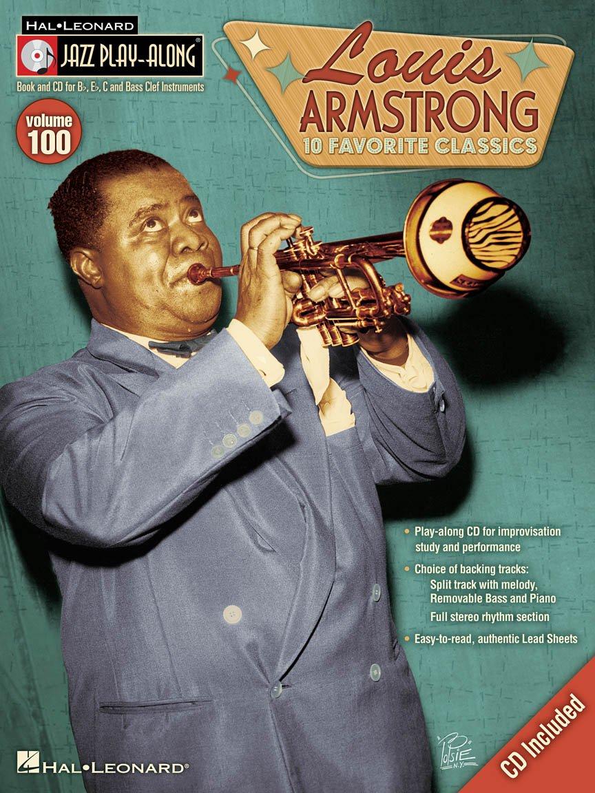 Louis Armstrong 10 Favorite Classics: Jazz Play Along
