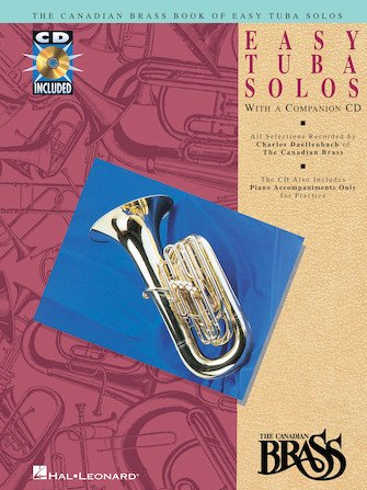 The Canadian Brass Book of Easy Tuba Solos