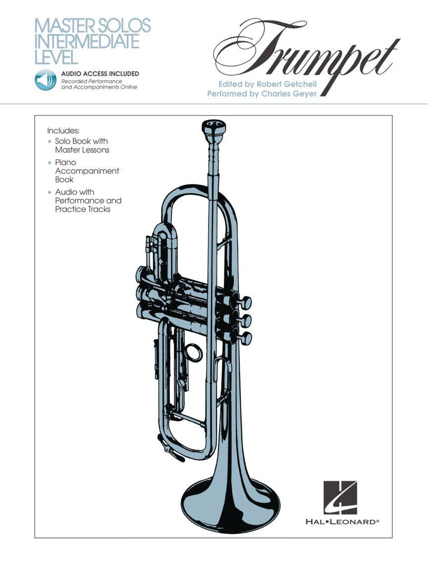 Master Solos for Trumpet - Intermediate Level
