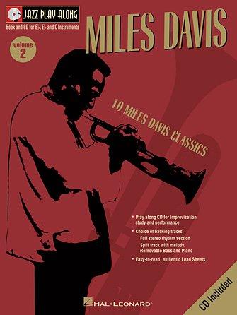 Miles Davis Jazz Play Along