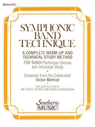 Symphonic Band Technique - Eb Clarinet/Alto Clarinet Book