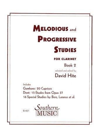 Hite, David: Melodious & Progressive Studies - Book 2