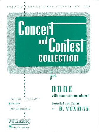 Concert & Contest Collection - Oboe