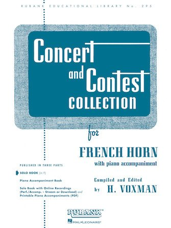 Concert & Contest Collection - French Horn