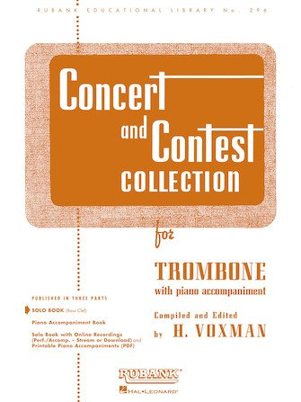 Concert & Contest Collection - Trombone