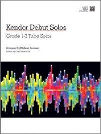 Kendor Debut Solos: Grade 1-2 Tuba Solos