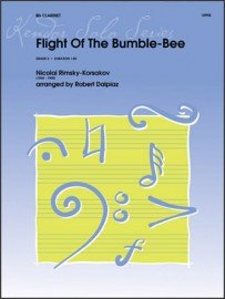 Rimsky-Korsakov, Nicolai: Flight of the Bumble-Bee for Solo Clarinet