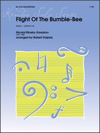 Rimsky-Korsakov, Nicolai (arr. Dalpiaz): Flight of the Bumble-Bee for Alto Saxophone