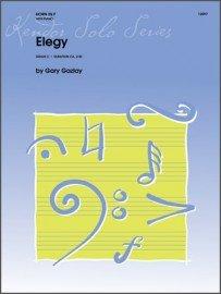 Gazlay, Gary: Elegy for Horn & Piano
