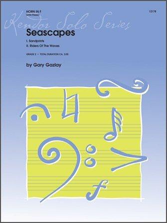 Gazlay, Gary: Seascapes for Horn & Piano