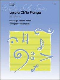 Handel, G.F. (arr. Forbes): Lascia Ch'io Pianga for Trombone & Piano
