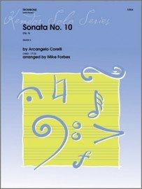 Corelli, Arcangelo (arr. Forbes): Sonata No. 10 for Trombone & Piano