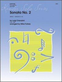 Cherubini, Luigi (arr. Forbes): Sonata No. 2 for Baritone & Piano