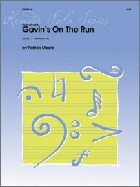 Moore, Patrick: Gavin's on the Run for Solo Timpani