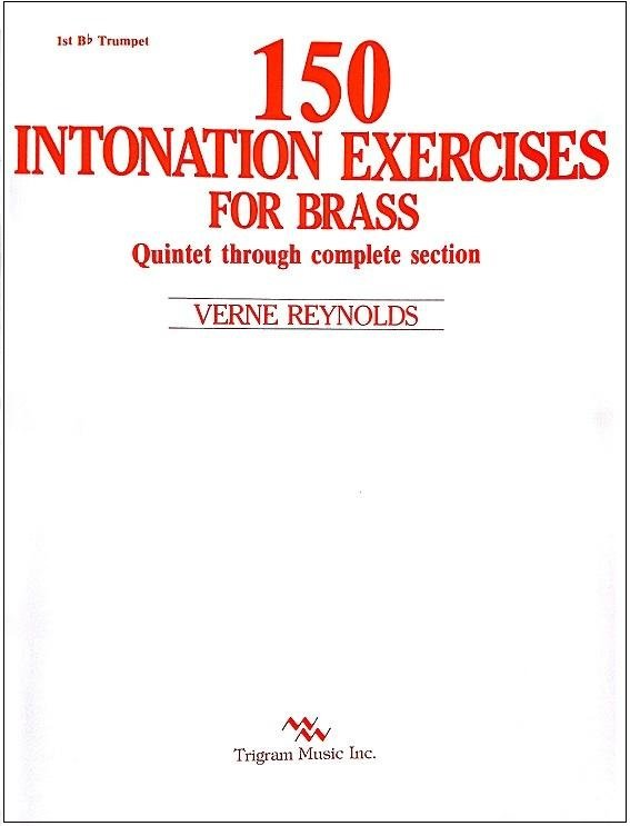 Reynolds, Verne: 150 Intonation Exercises for Brass Quintet