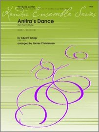 Grieg, Edvard (arr. Christensen): Anitra's Dance for Woodwind Quintet