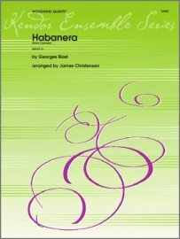 Bizet, Georges (arr. Christensen): Habanera from Carmen for Woodwind Quintet