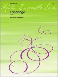 Kaisershot, Kevin: Fandango for Trumpet Trio