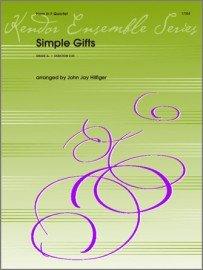 Hilfiger, John (arr.): Simple Gifts for Horn in F Quartet