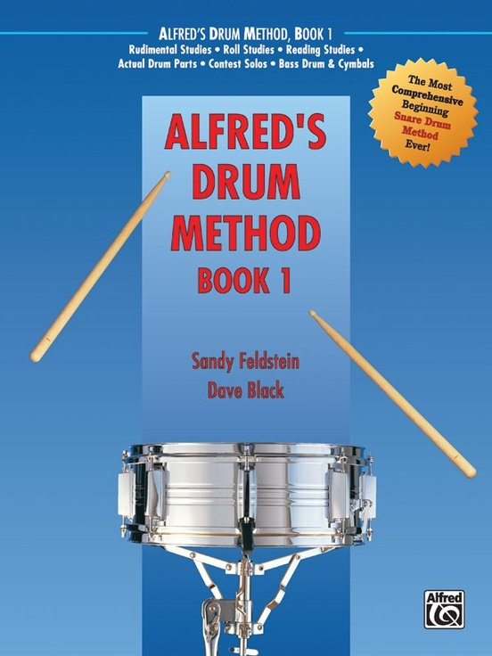 Feldstein, Sandy & Black, Dave: Alfred's Drum Method Book 1